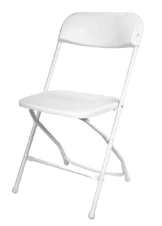 Chairs Adult White