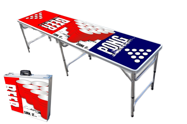 Beer Pong 8' Table