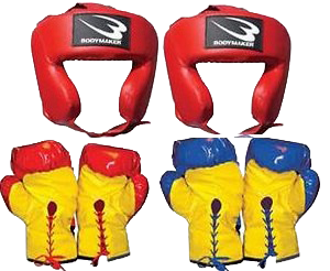 Jumbo Boxing Gloves Set