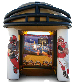 Football Toss Game 11'x14'
