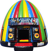 Xtreme Disco Dome Jumper 18'x20' A
