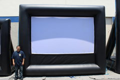 12'x7' Inflatable Movie Screen