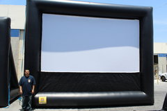 16'x9' Inflatable Movie Screen