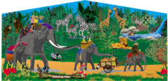 Banner: Jungle Fun