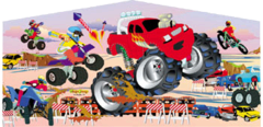 Banner: Monster Trucks