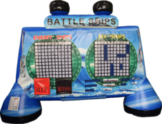 Giant Inflatable Battle Ships Game 3