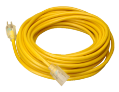 50' Heavy Duty Extension Cord (12 gague)