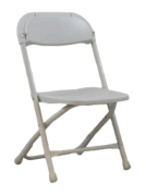 Chairs Kids White