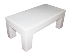 "LED Center Table 24""x48"""