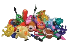72 Assortment Carnival Prizes