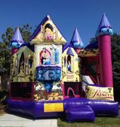 Slide Combo 709 Princess 20'x20'