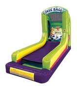 Mini SkeeBall Game 6