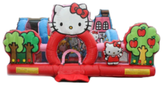 Toddler Hello Kitty Playland T202 22