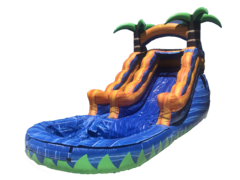 14' Paradise Water Slide 512 11'x25'