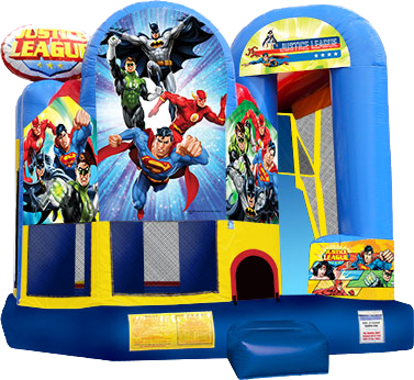 SC715 Justice League 4in1 Combo 15'x18'