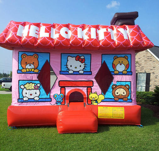 Premium Hello Kitty Jumper 13'x15' J324