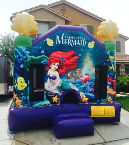 Premium Little Mermaid 13'x15' J300