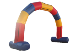 Inflatable Start/Finish Line Arch 16'x20'