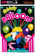 "Extra Balloons 12"" for Boom Blaster Game 144 count"