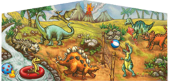 Banner: Dino Planet