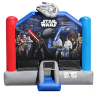 Premium Star Wars Jumper  13'x15' J320
