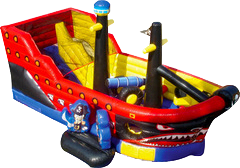 Toddler Pirate Ship 705 13'x20'