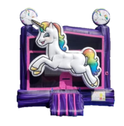 Unicorn 3D Jumper 13'x15' J339