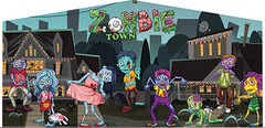 Banner: Zombie Town