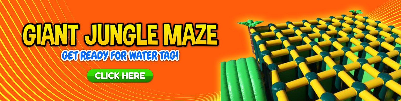 Giant Jungle Maze
