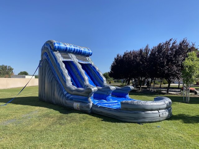 20' Wave Rush Water Slide