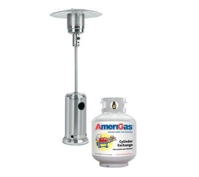 Patio Heater w/propane