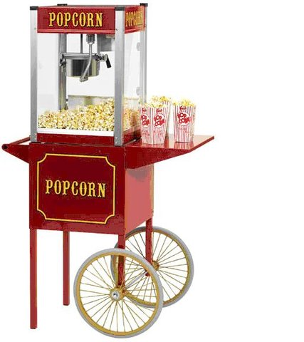 Popcorn Machine (8oz)