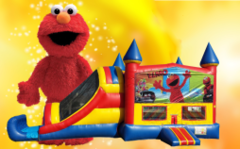 Elmo 4 in 1 Combo (red/blue)