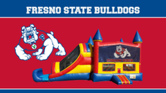 Fresno State 4 in 1 Combo (red/blue)