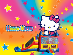 Hello Kitty 4 in 1 Combo (red/blue)