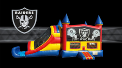 Oakland Raiders 4 in 1 Combo (red/blue)