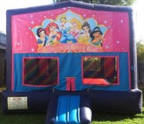 Princes Disney Bounce House