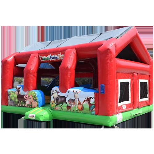 Inflatable Barn