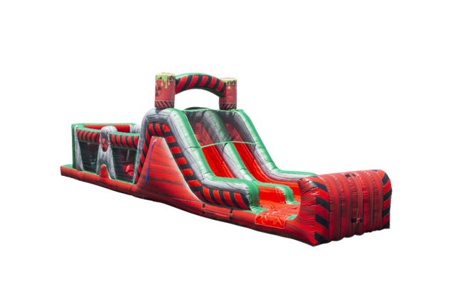 Fuego Red Obstacle
