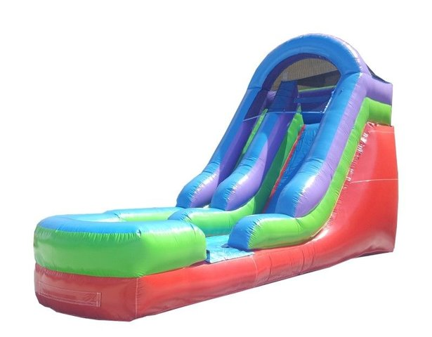 16 ft Retro Slide