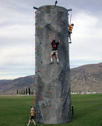 3 Station Rock Wall