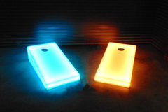 LED Lighted  Cornhole