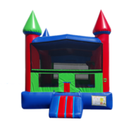 Neon Bounce House