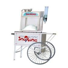 Sno Cone Cart (Machine not included)