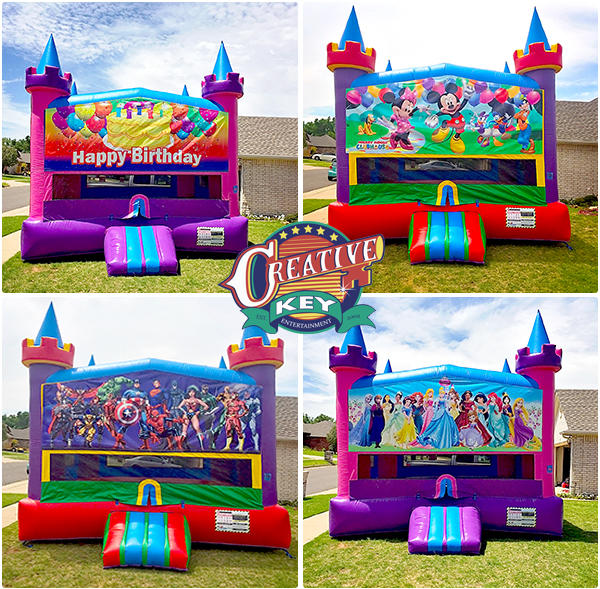 Rent Inflatables Okc