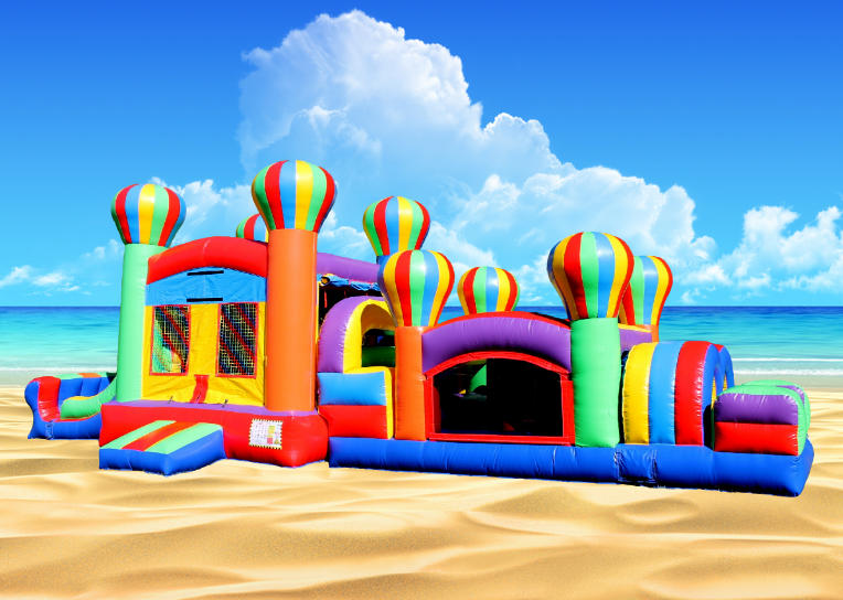 obstacle course rental jacksonville