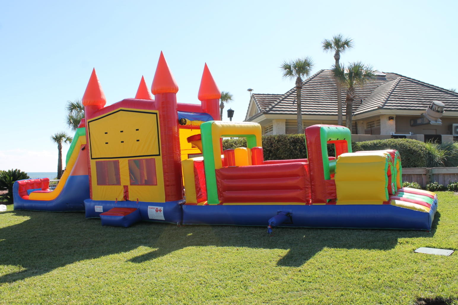 obstacle course jacksonville