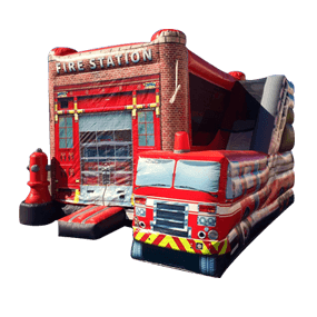 Fire Station Combo Rental