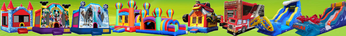 Birthday Party bounce house rentals