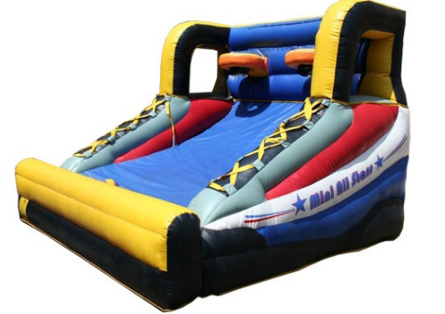 basketball inflatable rental for kids jacksonville florida